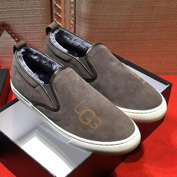 Boys & Men UGG Fashion Casual Flats Shoes