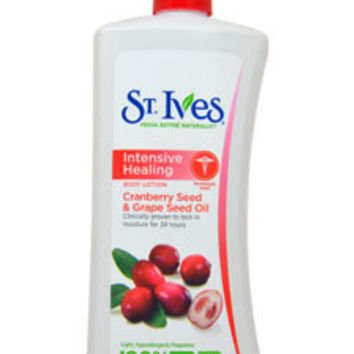 Intensive Healing Body Lotion Body Lotion St. Ives