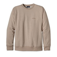 Patagonia Men's Hallett Crew Neck Sweatshirt in Retro Khaki (53170-RKH)