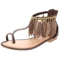 2 Lips Too Women's Too Parrot Sandal - designer shoes, handbags, jewelry, watches, and fashion accessories | endless.com