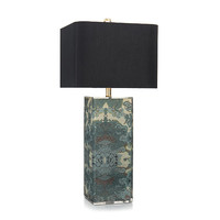 Block of Color Table Lamp