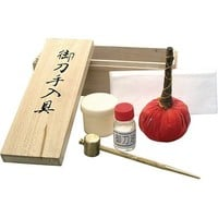Deluxe Sword Cleaning Kit