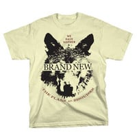 Wolf on Natural by Brand New
