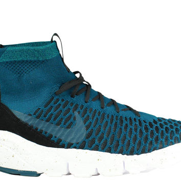 Nike Men's Air Footscape Magista Flyknit F.C Midnight Turquoise