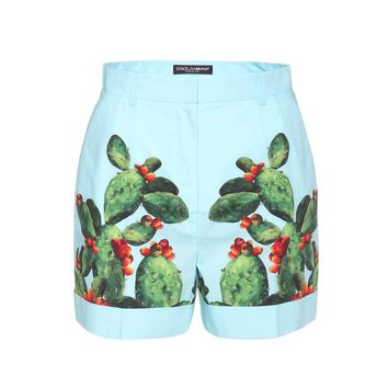 Exclusive to mytheresa.com – printed cotton shorts