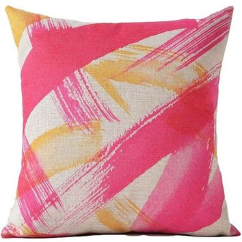 Pink Sweetheart Pillow Cover