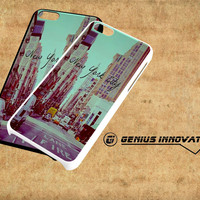 New York Style Samsung Galaxy S3 S4 S5 Note 3 , iPhone 4(S) 5(S) 5c 6 Plus , iPod 4 5 case