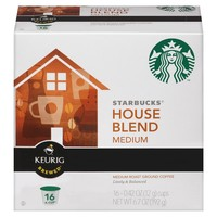 Starbucks House Blend Coffee K-Cup 16 ct : Target