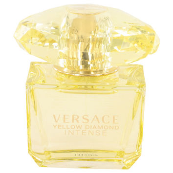 Versace Yellow Diamond Intense by Versace, Eau De Parfum Spray (Tester) 3 oz