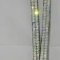 December Diamonds Iridescent Diamond Rhinestone Lanyard / ID Holder- Perfect Nurse Appreciation ,Teacher,or Graduation Gift!!! Display your Employer ID with Pride!!!Really Beautiful!!!! We will mail in 1-2 business days in a gift box!