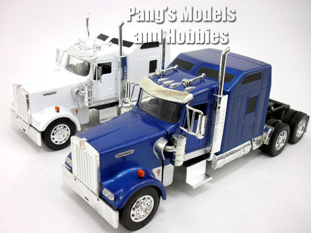 Kenworth W900 Semi Truck Die Cast Metal From Pang S Models And