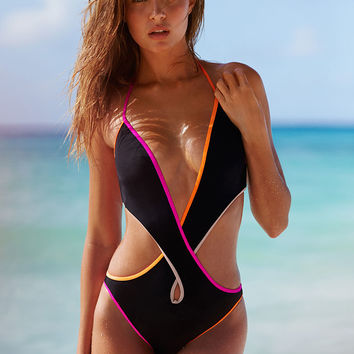 Strappy Criscross One-piece - Victoria's Secret