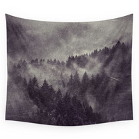Society6 Excuse Me, I'm Lost Wall Tapestry