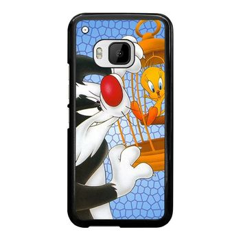 SYLVESTER AND TWEETY Looney Tunes HTC One M9 Case Cover