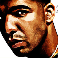 Drizzy Drake Digital Art by The DigArtisT - Drizzy Drake Fine Art Prints and Posters for Sale
