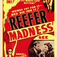 Reefer Madness 27x40 Movie Poster (1938)