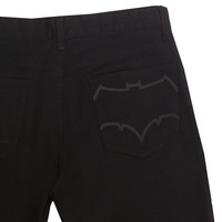 BATMAN Jeans [Black]