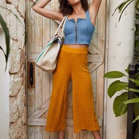 UO Astro Wide-Leg Pant | Urban Outfitters