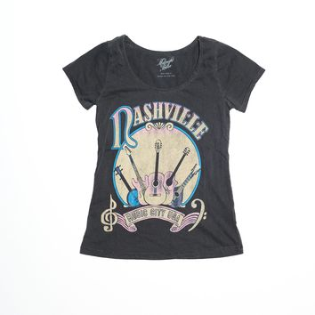 Music City USA Ballet Tee