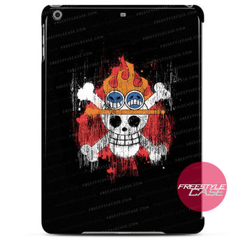 Remember Ace-One Piece iPad Case 2, 3, 4, Air, Mini Cover