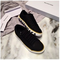 Balenciaga Women Match Trainers #349