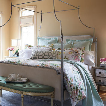 Giuliana Floral Watercolor Bedding