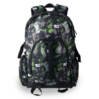 Comfort Hot Deal College On Sale Casual Back To School Korean Camouflage Canvas Stylish Fashion Backpack [6542311683]