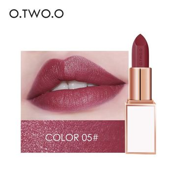 20 colors Lipstick Semi-Velet Moisturizing and Long Lasting