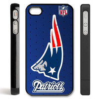 New England Patriots 2 NFL Design Apple IPHONE by JANGKRIKGENGGONG