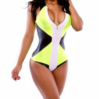 Womens Sexy Monokini Swimsuit Swimwear Bathing Suit