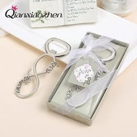 10pcs Love Forever Bottle Opener Wedding Favors And Gifts Wedding Gifts For Guests Wedding Souvenirs Party Supplies