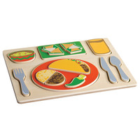 Guidecraft Guidecraft Mexican Sorting Food Tray