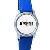 Writer Wrist Watch