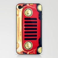 Don't Follow Me iPhone & iPod Skin by RDelean   Society6