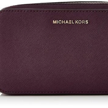 MICHAEL Michael Kors Women's Medium Jet Set Cross Body Bag