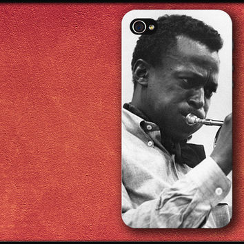 Miles Davis Phone Case iPhone Cover