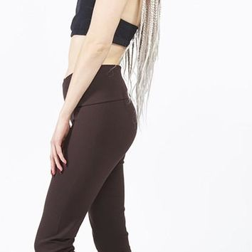 Organic Capri Leggings