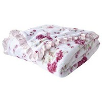 Simply Shabby Chic® Printed Floral Blanket