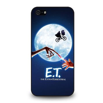 E.T ALIEN iPhone 5 / 5S / SE Case Cover