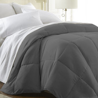 Home Collection™ Luxury Over Filled Down Fiber Comforter in Twin/Twin Extra Long Ivory