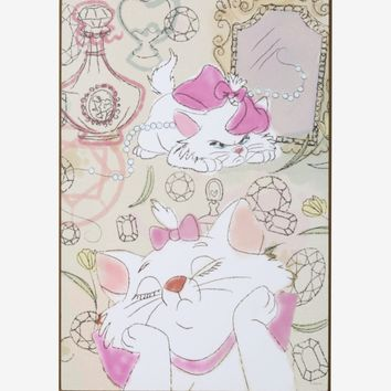 Disney The Aristocats Marie Wood Wall Art