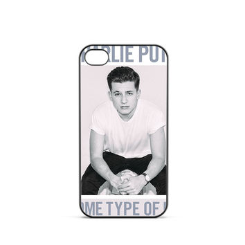 Charlie Puth Some Type of Love iPhone 4 / 4s Case
