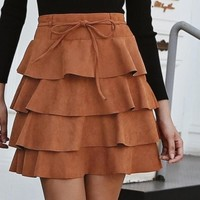 Siri Lovely Layers Skirt