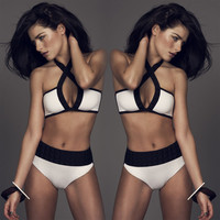 Hot Swimsuit Summer Beach New Arrival Patchwork Classics Swimming Stylish Sexy Bikini [4970315332]