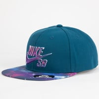 Nike Sb Epic Boys Snapback Hat Blue One Size For Women 25283320001