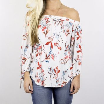 Valentino Off The Shoulder Top by Veronica M