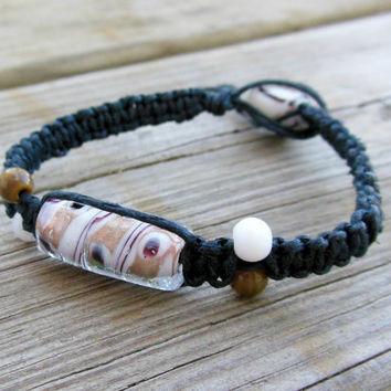 15% off CIJ SALE HEMP Bracelet  I've Got Your Heart For Women