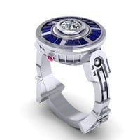 Droid Lte Sterling Silver