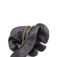 Mandy Coon Bunny Bag | In God We Trust NYC