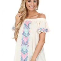 Wander The Unknown Top | Monday Dress Boutique